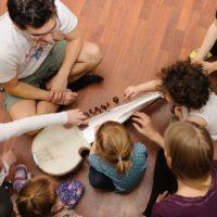 Вебинар  Адаптация и Контакт на музыкальных занятиях